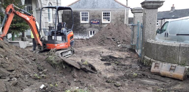 Tolmen Restoration Project News
